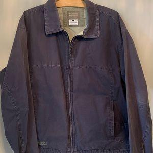 Men's Columbia Canvas Jacket